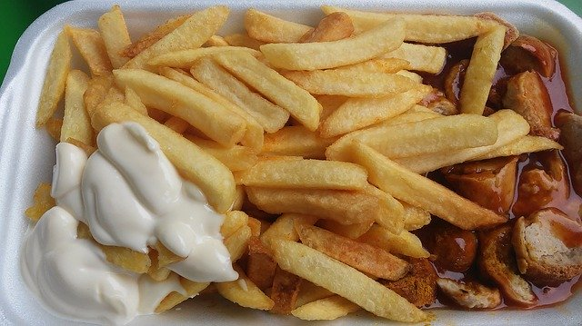 Dieta para engordar saludablemente
