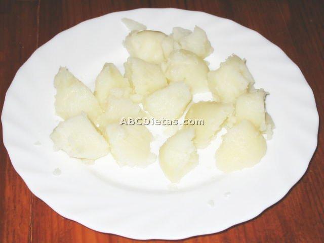 Cachelos, papas o patatas asadas sin brasa… y sin horno