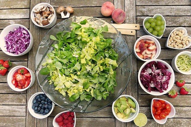 Crea tu propia dieta equilibrada