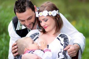 Amamantar a tu bebé