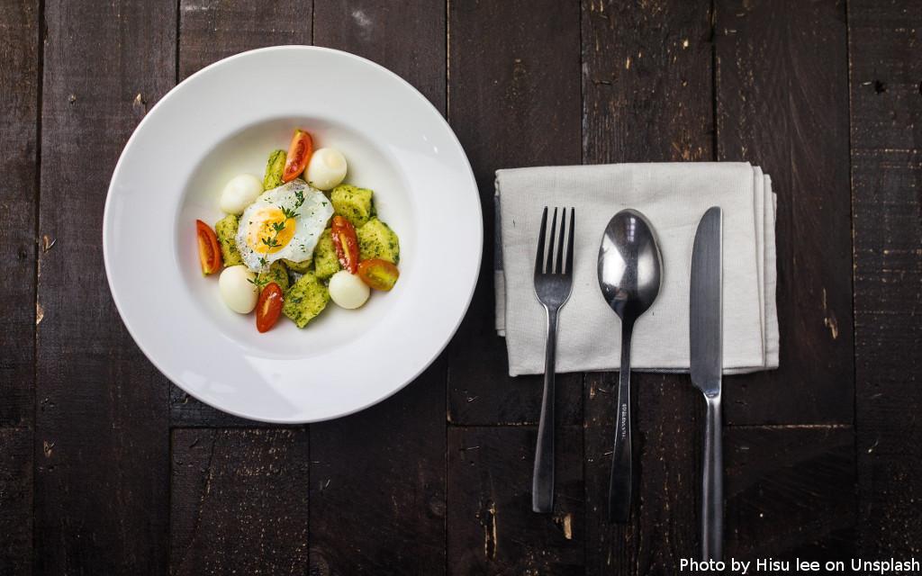 Recetas y alimentación saludable