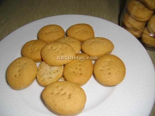 Galletas de Inca o galletas Quelitas