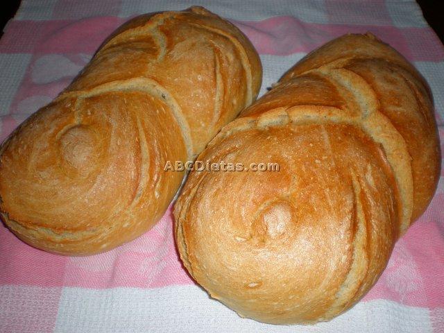 pan casero sin harina de fuerza
