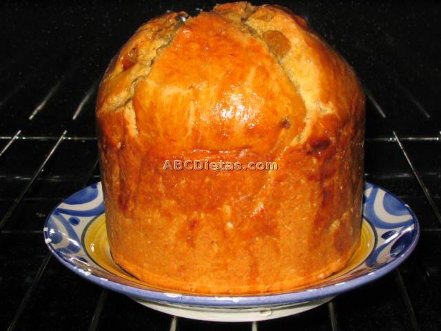 Pan dulce argentino tradicional