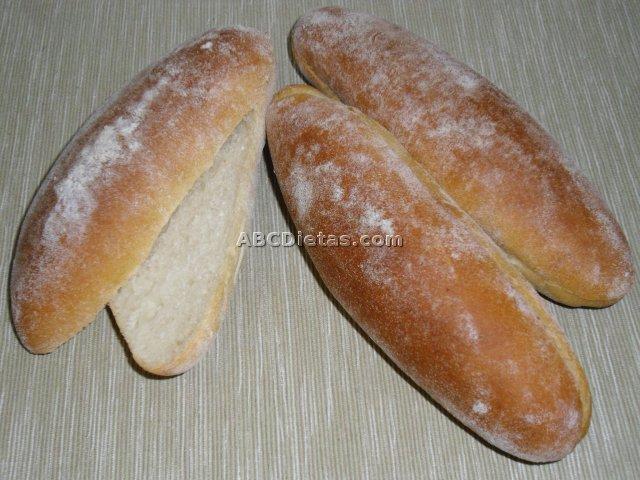 Pan de panchos y pebetes